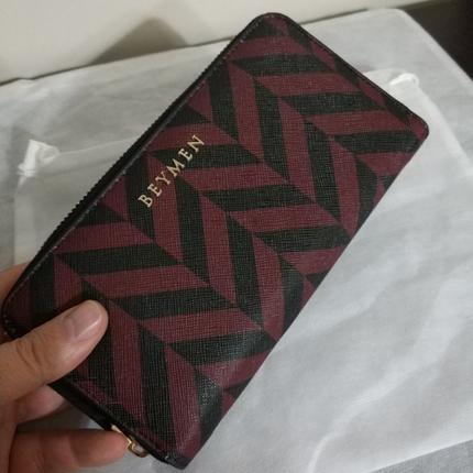 Beymen marka bayan cüzdan hiç kullanılmadı orijinal toz torbası
