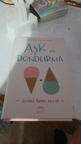 Aşk ve dondurma romani