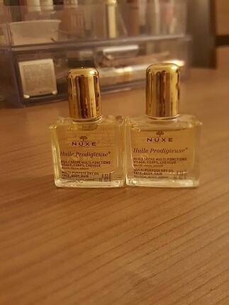 Nuxe huile prodigieuse kuru yag 12 ml