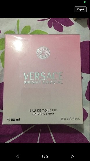 Versace Parfümmm