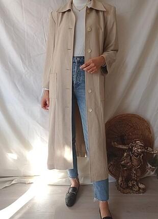 diğer Beden Vintage uzun ceket