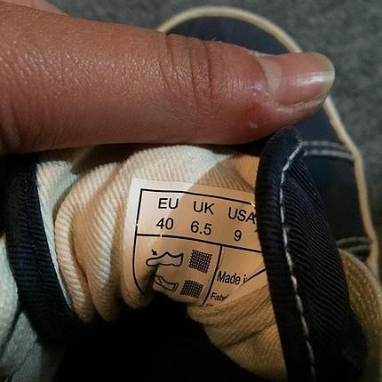 Hiç giyilmemiş gant marka ayakkabı