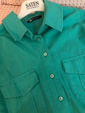 Diğer Uzun gömlek