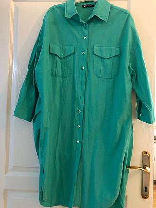 universal Beden Uzun gömlek