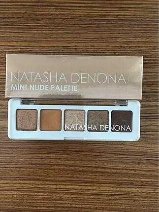 Natasha Denona mini nude far paleti