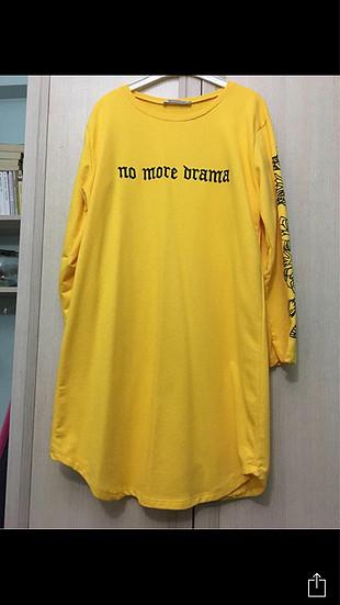 b&oil; markalı çok rahattır tam yazlık sarı