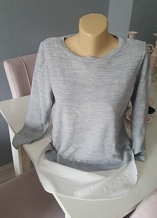 Lcw yumuşak triko gömlek detayli