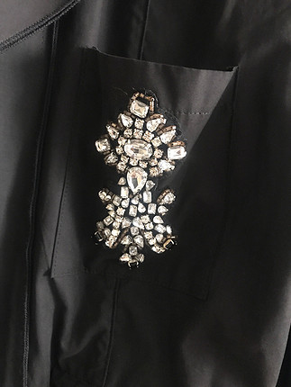 ipekyol İpekyol taş detaylı ceket