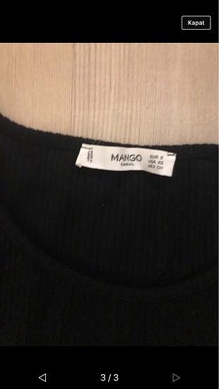 s Beden Mango Elbise