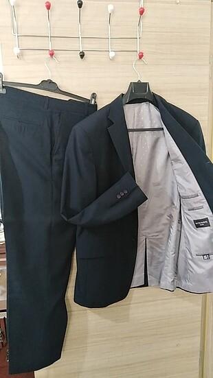 Erkek kumaş takım elbise