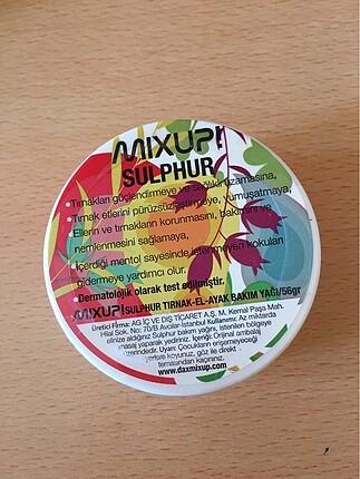 Mıxup sulphur