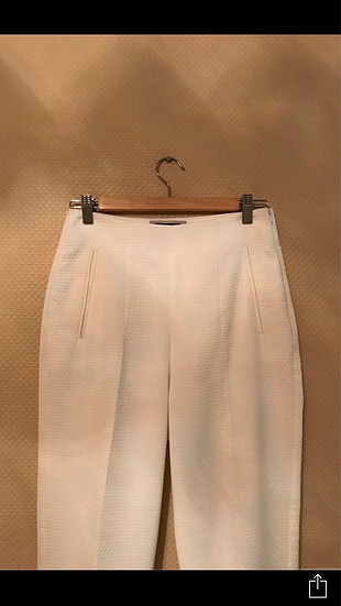 İpekyol beyaz pantolon