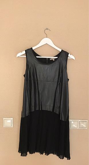 Twist elbise - bluz