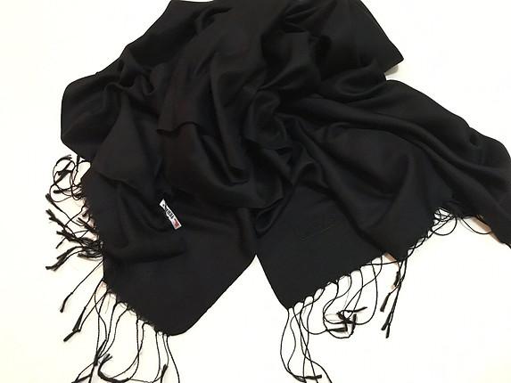 Tekbir siyah şal