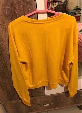l Beden sarı Renk Üst giyim