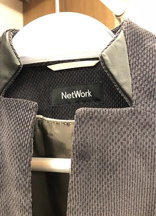 Network Kadife ceket