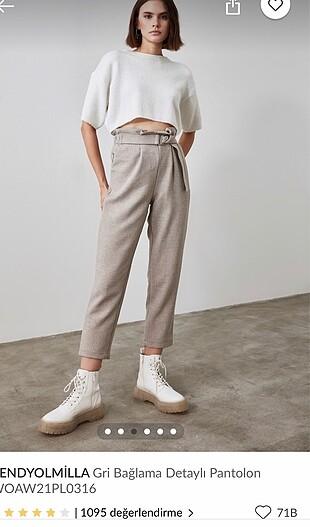 Trendyol & Milla pantolon