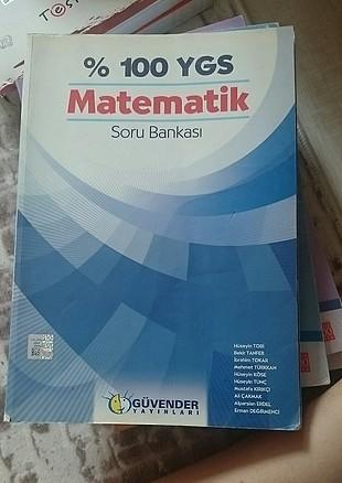 matematik test kitabı ygs lys ayt tyt