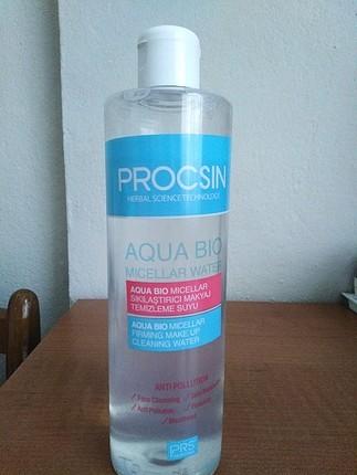 Procsin makyaj temizleme suyu