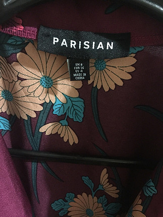 Vintage gömlek bluz
