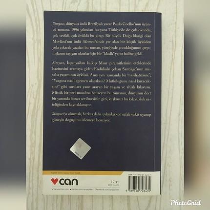 Markasız Ürün Hasarsız temiz kitap yeni gibi