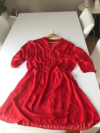 m Beden Zara elbise