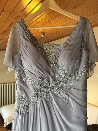Derviş Bağzıbağlı şifon elbise