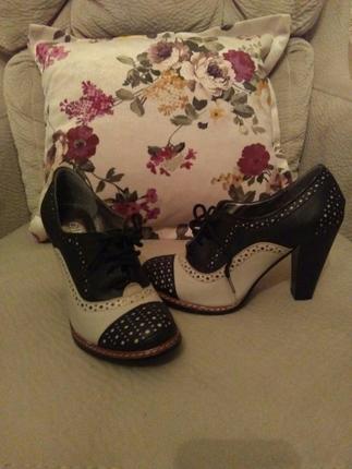 5 cm topuklu ayakkabi