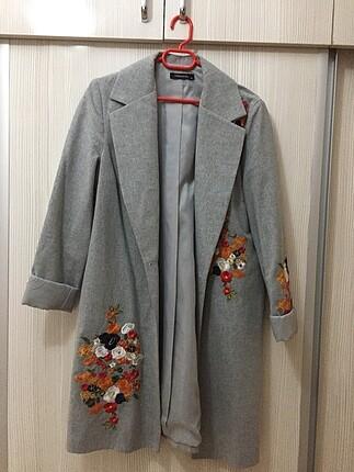 Trendyol & Milla İşlemeli ceket