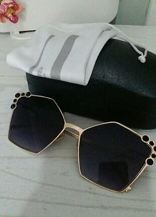 Los Angeles Polo Club Taş detaylı gözlük