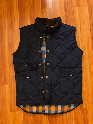Barbour Yelek Puf Mont
