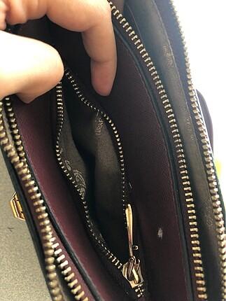 Beden bordo Renk Kullanışlı günlük çanta