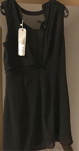 Roman Marka Siyah elbise