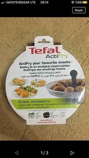 Tefal actifry fritöz atıştırmalık sepeti