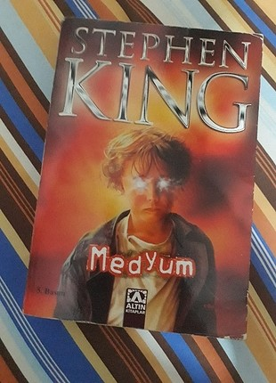 Stephan king medyum