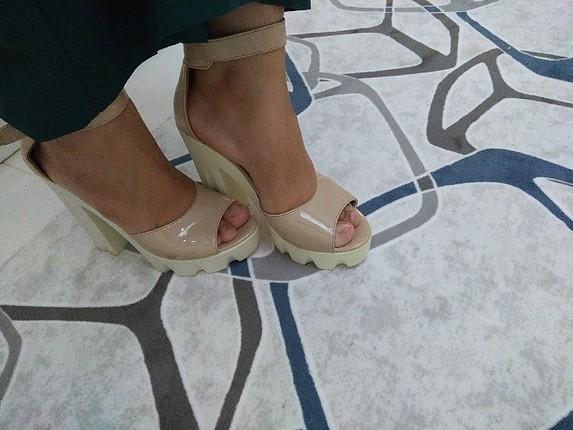 Diğer şık ayakkabı