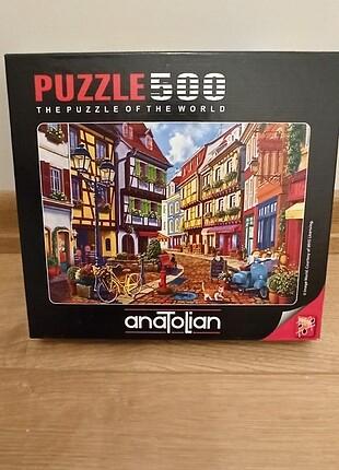 Anatolian Puzzle