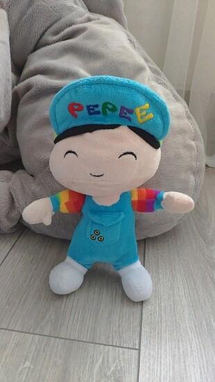 Pepe sesli oyuncak
