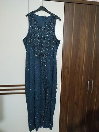 Diğer Özel boncuklu elbise