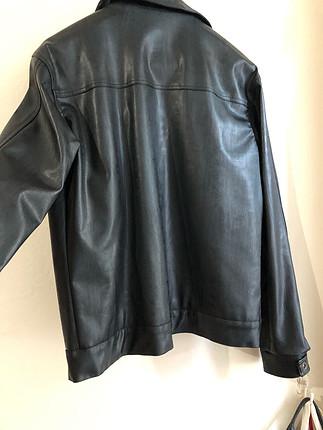 Diğer Beymond marka deri ceket