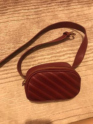 Bershka bel çantası