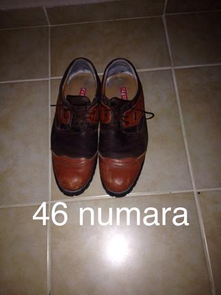 Deri özel yapım ayakkabı