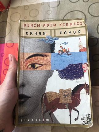 Orhan Pamuk benim adım kırmızı
