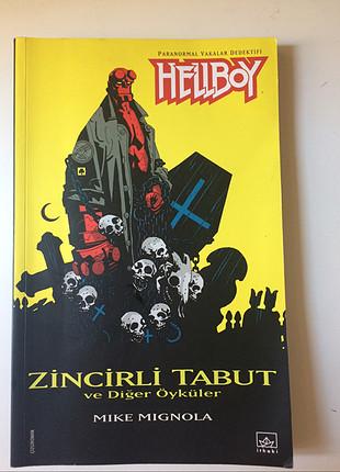 Hellboy Zincirli Tabut ve diğer öyküler