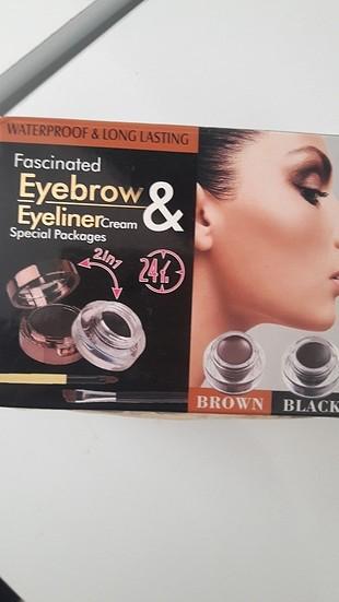 eyebrow eyeliner