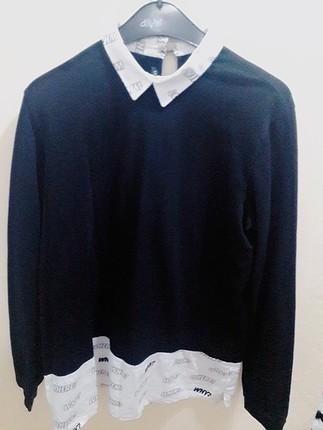 sweatshirt tunik