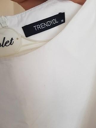s Beden trendyol bluz