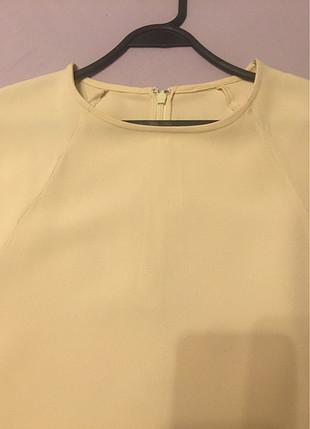Bluz kısa kollu
