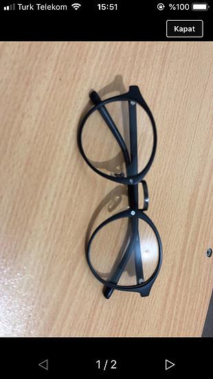 Unisex imaj gözlüğü