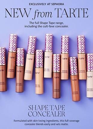 Tarte shape tape kapatıcı